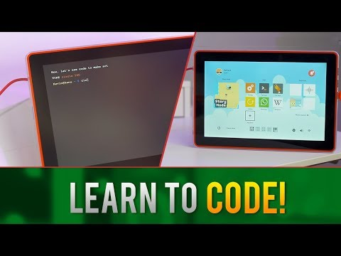 Learn To Build and Program with Kano Computer Touch Kit!