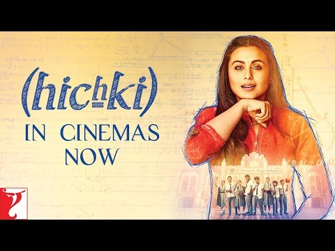 I was born to be a teacher Promo | Hichki | Rani Mukerji | In Cinemas Now
