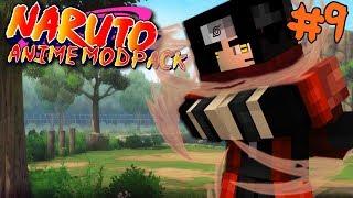 LAUNDRY MISSION! || Naruto Anime Modpack Episode 9 (Minecraft Naruto Anime Mod)
