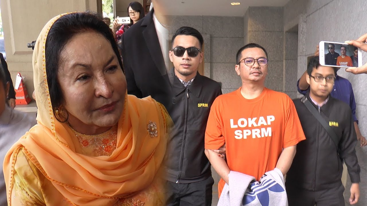 Rosmah and former aide Rizal to be charged on Thursday