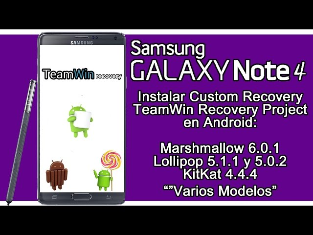 Recovery Скачать Android 4.0
