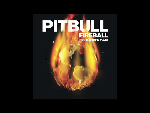 Pitbull feat. John Ryan - Fireball (Audio)