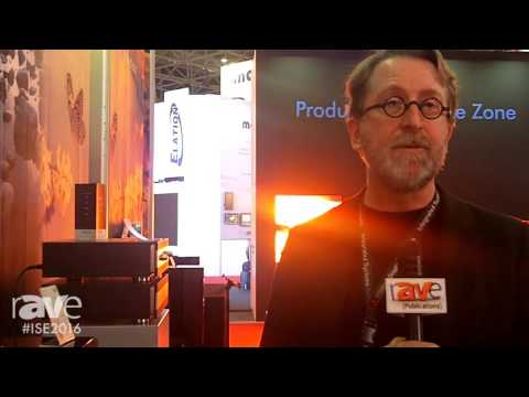 ISE 2016: Primare Details Primare AIR Streaming App