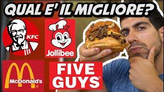 IL MIGLIOR FAST FOOD DI MILANO