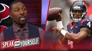 Deshaun Watson doesn't have that 'wow factor' like Mahomes - Jennings | NFL | SPEAK FOR YOURSELF