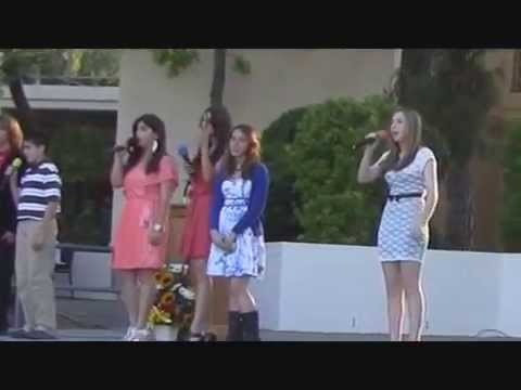 Hale Middle School Graduation singers 2011 Music Videos
