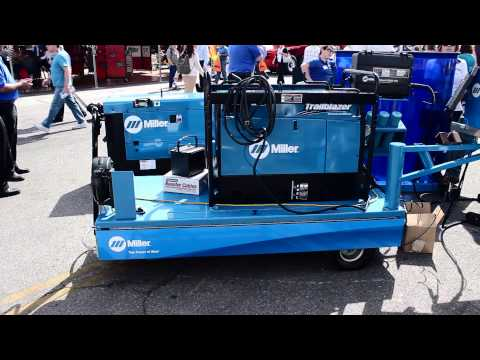 Selecting an Engine-Driven Welder/Generator: What to Consider When Making the Choice