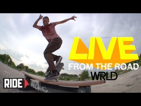 World Industuries Live From The Road - Long Hard Summer Tour Ep.1