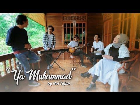 Download  YA MUHAMMAD Not Tujuh cover Gratis, download lagu terbaru