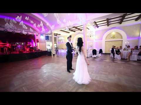 Wyjątkowy Pierwszy Taniec Ania I Mateusz Walc Wiedeński | The Best First Dance Waltz I Ti Amo