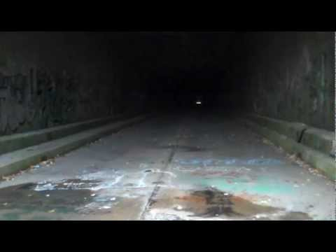 Camping the Abandoned Turnpike - Tunnel Exploration Hike