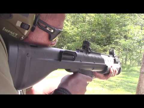 Shooting Bullpup Unlimited Remington 870 Shotgun Conversion Kit & Interview with Hank Strange