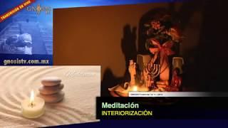 Meditación interiorización