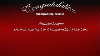 Gran Turismo 3 - Amateur League - German Touring Car Championships Prize Cars