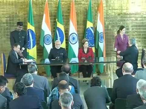 India and Brazil called for urgent progress in UN Security Council reforms
