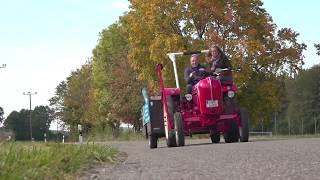 Wenn der Volker mit dem roten Porsche Diesel auf Wahlkampftour geht