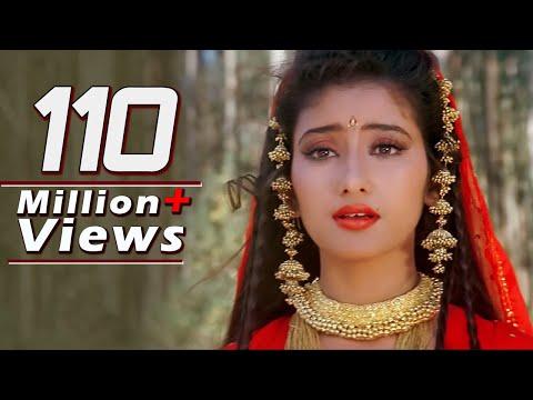 Jab Se Mile Naina - Lata Mangeshkar, Manisha Koirala, First Love Letter Song