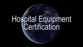 Hospital Equipment Certification Medical Biomedical Imaging Laboratory Repair Preventive Maintenance
