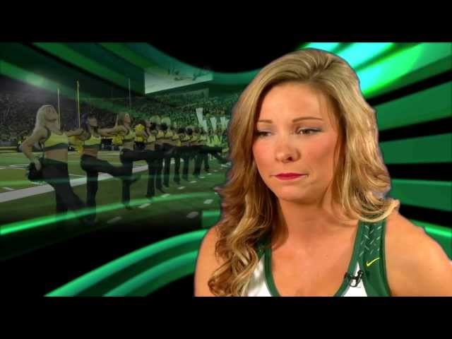Oregon Cheerleader Spotlight Ep.1