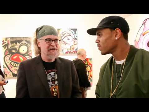 Ron English interview with Chris Brown May 2012