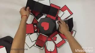 Hộp lục giác - Boxlove - Hộp quà tình yêu