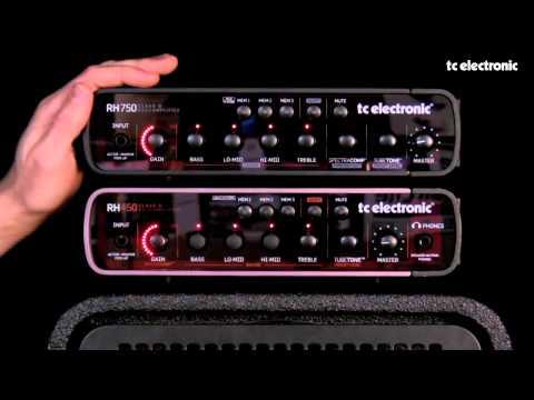 TC Electronic RH450 / RH750 Comparison