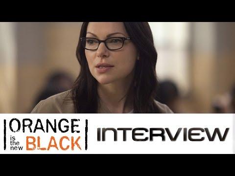 Orange is the New Black: Interview mit Laura Prepon und Laverne Cox zu Staffel 3 der Netflix-Serie