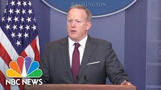 White House 'Very Confident' Government Shutdown Will Be Avoided   NBC News
