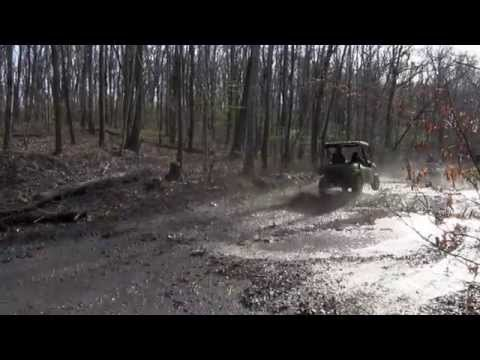Fisher's ATV World - Anthracite Outdoor Adventure Park, PA (TEASE)