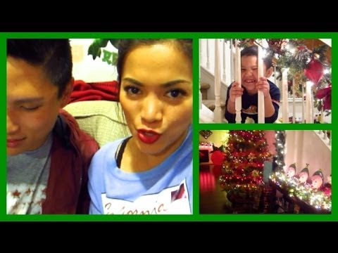 My Family Messing with Arnold & WHAT DOES THE FOX SAY? Vlogmas 15, 2013 - ThatsHeartTV