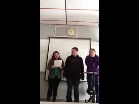 Photosynthesis rap (Gobles High School)