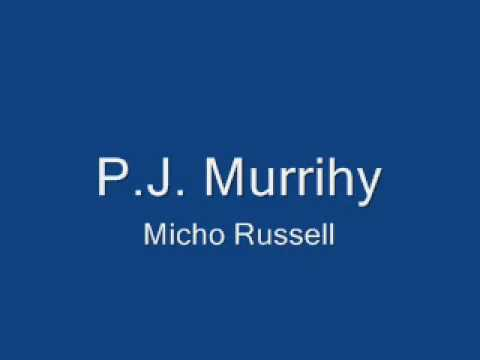 PJ Murrihy - Micho Russell