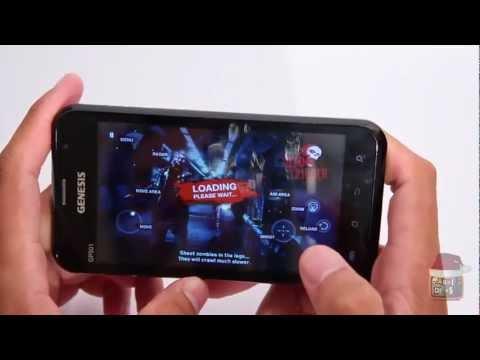 Review Celular Smartphone GENESIS GP 501 Dual SIM com Android 4.0 e tela de 5