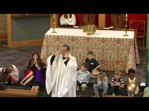2013-05-05 Rev Tim Heflin (Preschool Sunday)