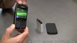 eAccess High Capacity Battery Kit for BlackBerry Bold 9700 Video Overview