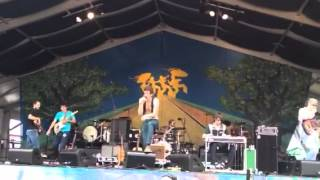 The Revivalists: Criminal at Jazzfest 2012