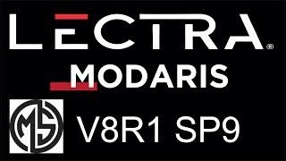 LECTRA MODARIS V8R1 Sp9 - EXPERT PRO Multilenguaje