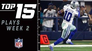 Top 15 Plays of Week 2 | NFL 2018 Highlights
