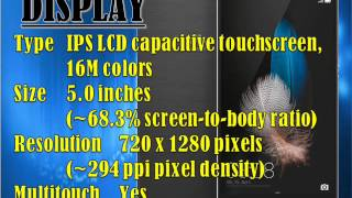 Huawei P8 Lite Specs