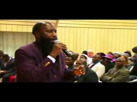 THE WEDDING OF THE LAMB - MUNICH, GERMANY CONFERENCE PART 1 - Dr. Owuor