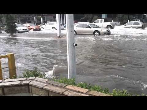 Así llueve en Guadalajara :D