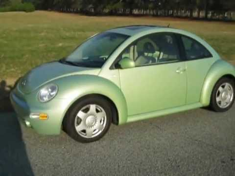 2001 VW Beetle - YouTube