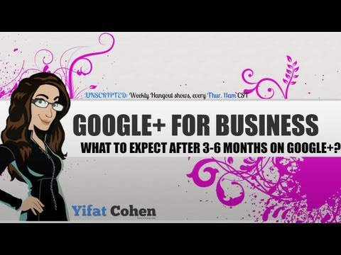 What is the Return on Investment for a Business Using Google Plus?