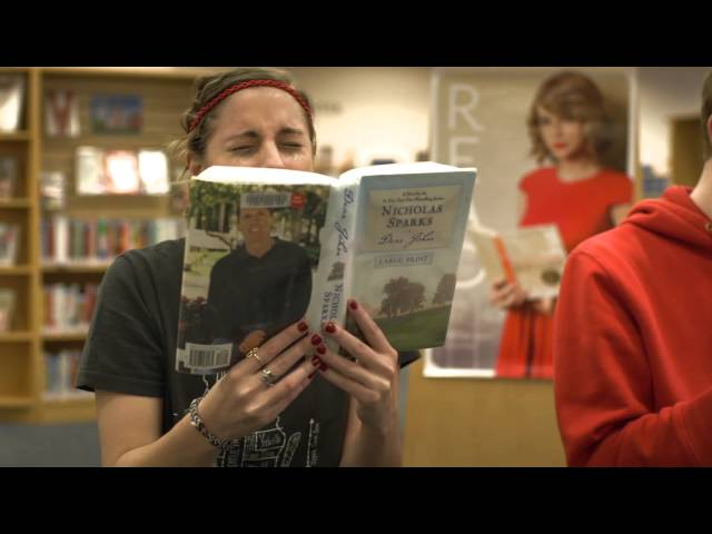 CheckItOut - Taylor Swift Parody Video for National Library Week