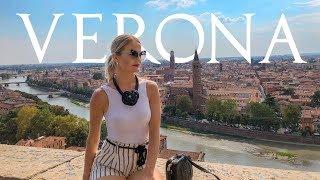 O que fazer em Verona? - Vlog de viagem na Itália