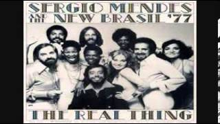 Sergio Mendes The New Brasil 39 77 The Real Thing 1977