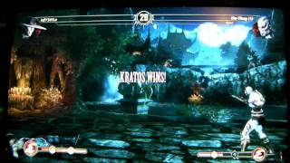 Mortal Kombat 9 Online Tag Match 26 part 3 vs (iceystyla)