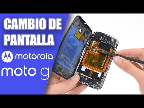 Reparar pantalla Moto G. T: 93 178 00 41 www.europa3g.com