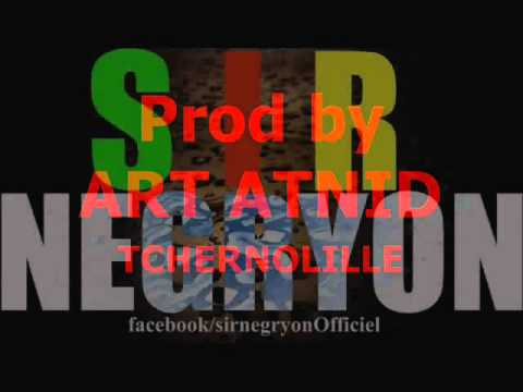 Sir Negryon - Franc cfa prod by Art Aknid (Tchernolille)