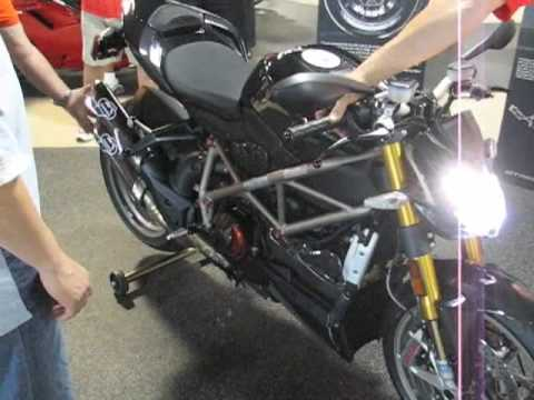 Ducati Streetfighter S with Termi System (2) Video